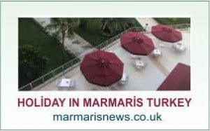 holiday in Marmaris Turkey